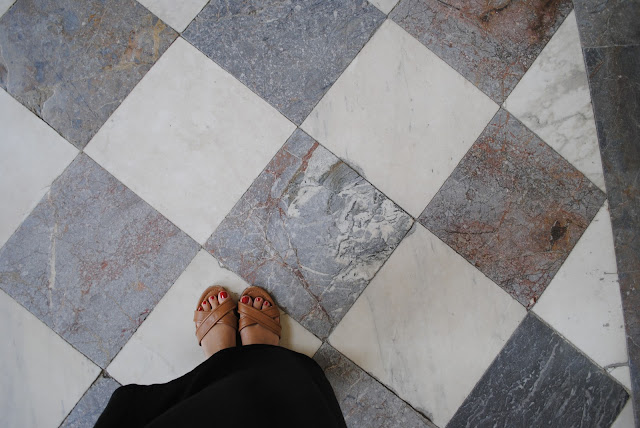 Palace Floor, Versailles,  France