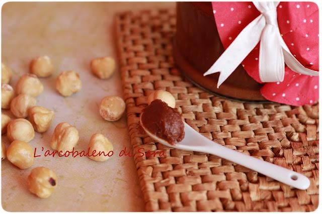 ricetta nutella