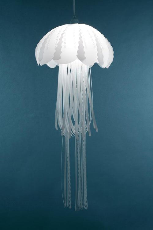 Top Lampara medusa de mar. | Quiero más diseño ZB45