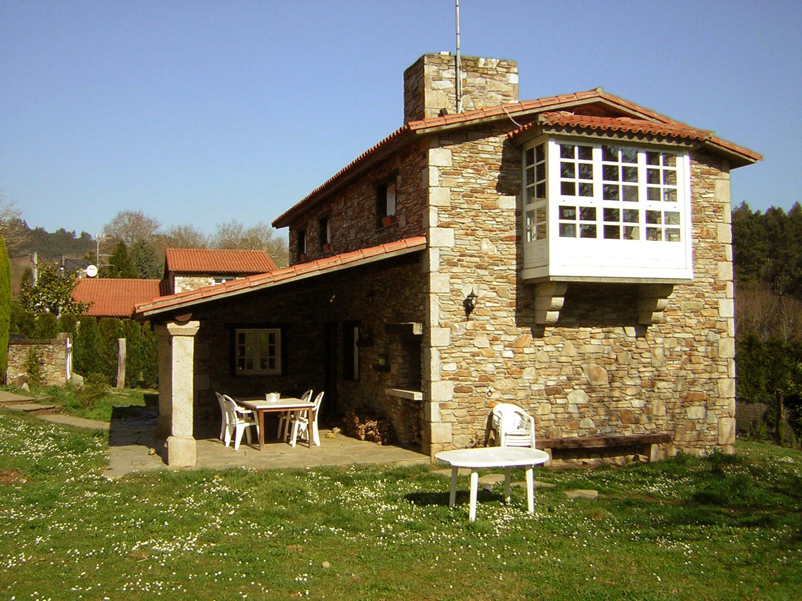 Construcciones r sticas gallegas rois 5 - Casas de piedra gallegas ...