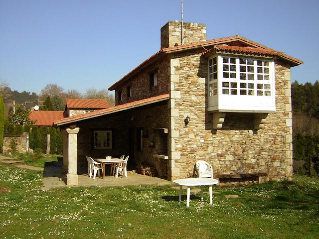 Construcciones r sticas gallegas rois 5 - Casas prefabricadas de piedra ...