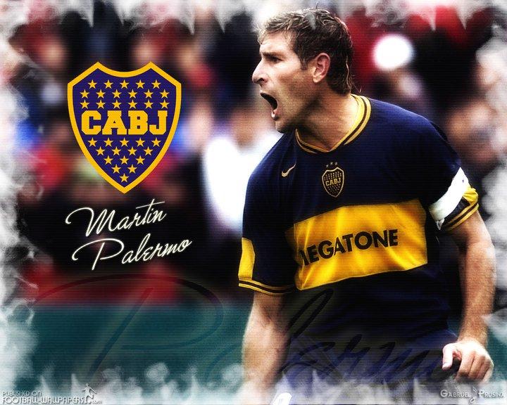 Martin Palermo.