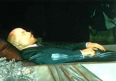 Lenin embalsamado