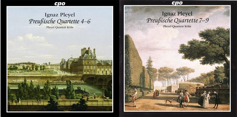 Pleyel+String+Quartets+Ben+334+337+Quart