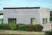 HOTEL TUCUMÃ - JACAREACANGA