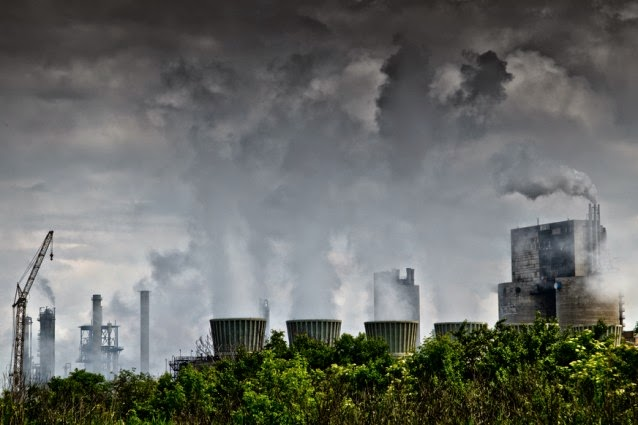 Power plants (Credit: Shutterstock) Click to enlarge.