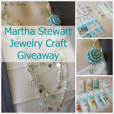 http://www.thepinjunkie.com/2013/11/martha-stewart-jewelry-craft-giveaway.html