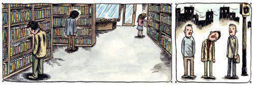 ¿Cómo reconocer a un lector?