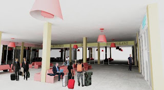 New Terminal at Mogadishu International Airport