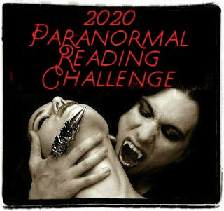 2020 Paranormal Reading Challenge