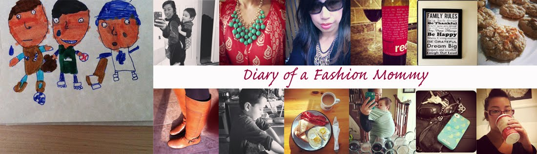 Diary of a Fashion Mommy