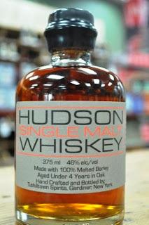 Hudson Single Malt Whiskey Review