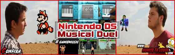 @Ahsefordeu - Nintendo DS Musical Duel