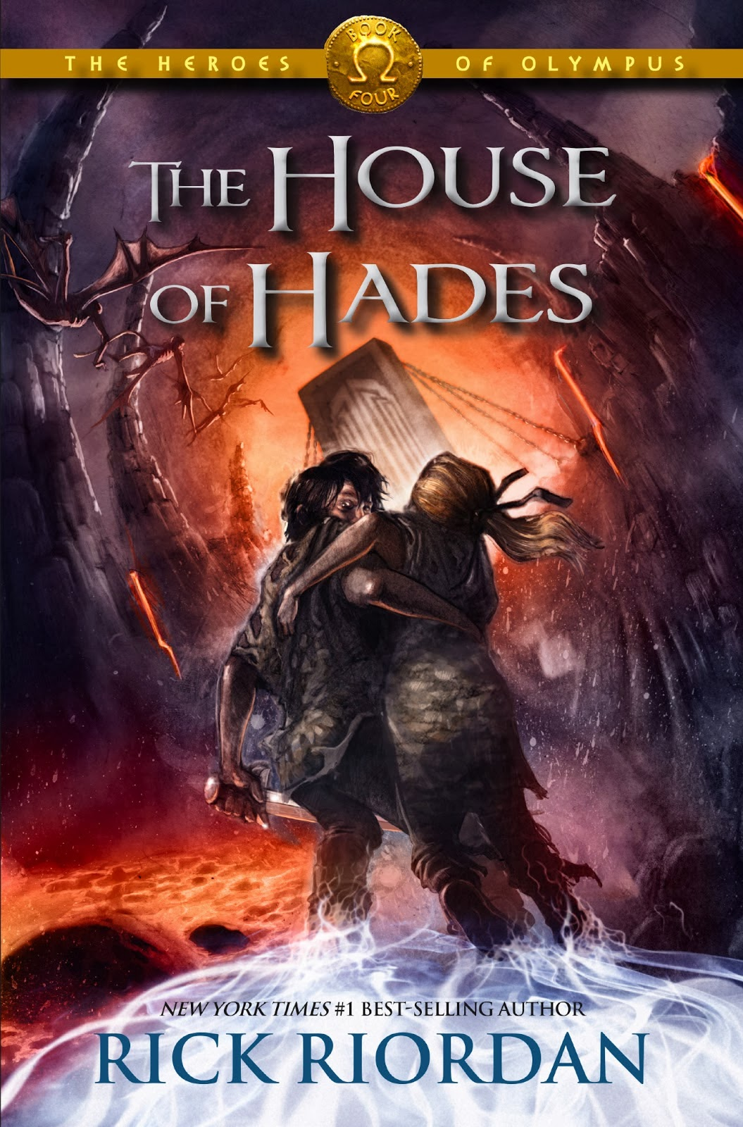 Portada de The House of Hades