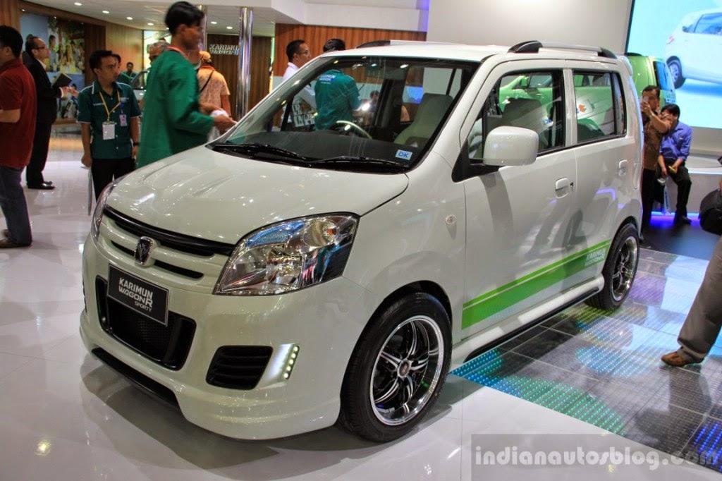 Suzuki Karimun Wagon R Terbaru mempunyai 2 Pilihan , Manual dan Otomatis