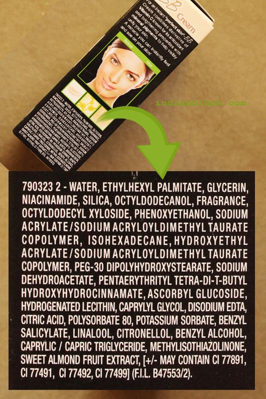 Garnier BB Cream Miracle Skin Perfector Review