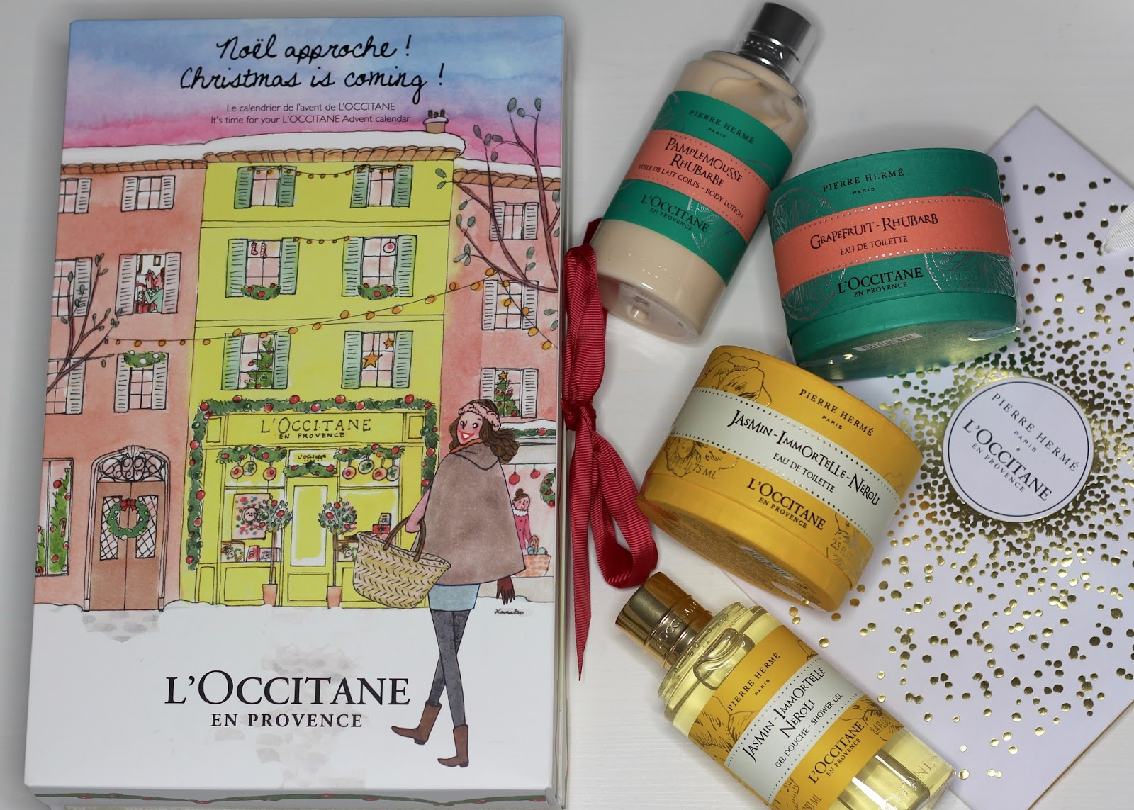 l occitane christmas gifts