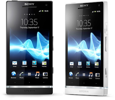 xperia s white arc hd