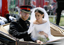 PRINCE HARRY AND MEGHAN MARKLE MARRY.