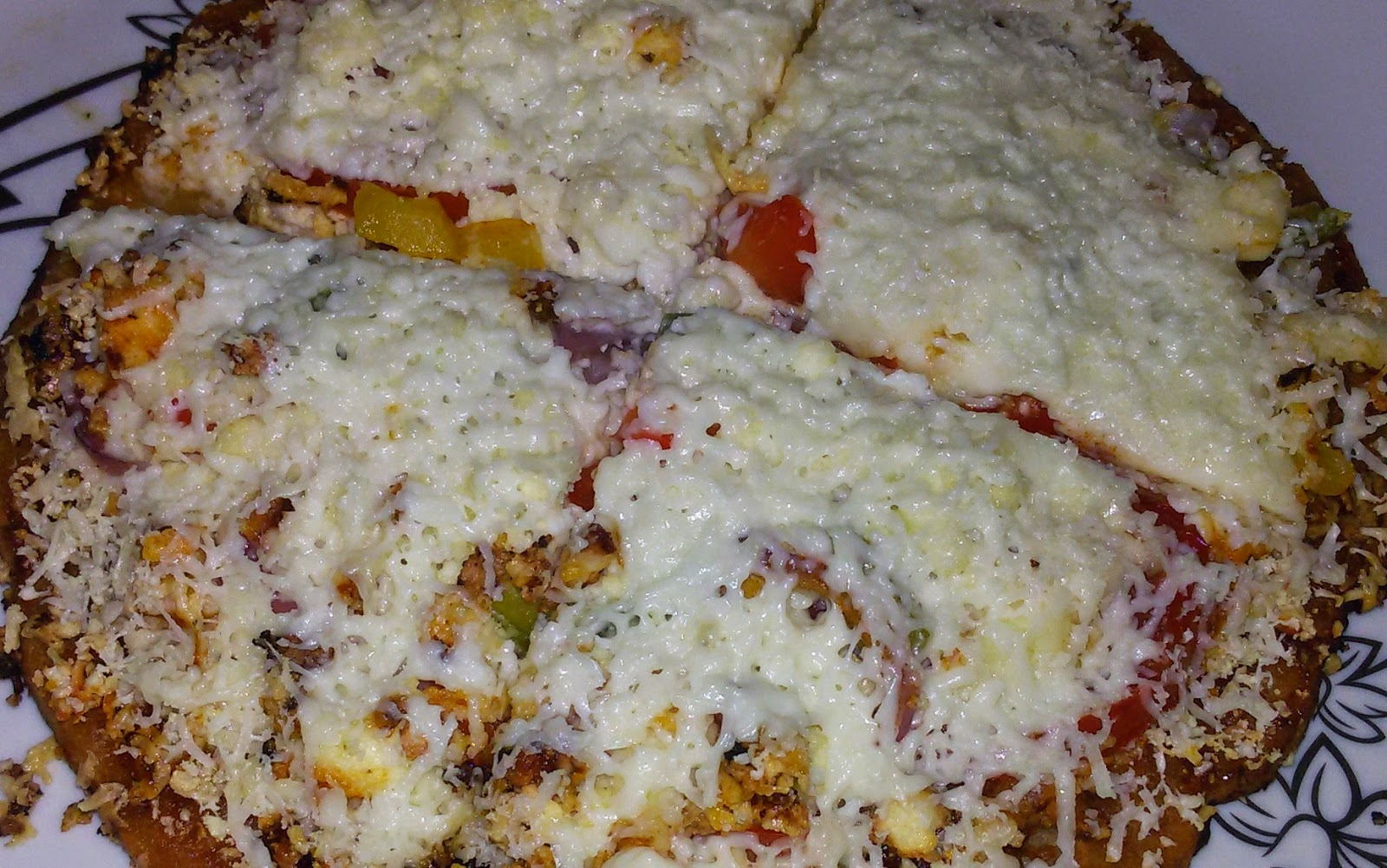 bananaleaf recipes pizza without oven yeast maida instant pizza