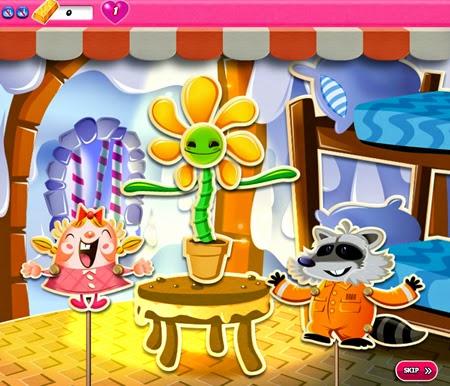 Candy Crush Saga 816-830 ending