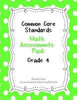 , Common Core Assessments