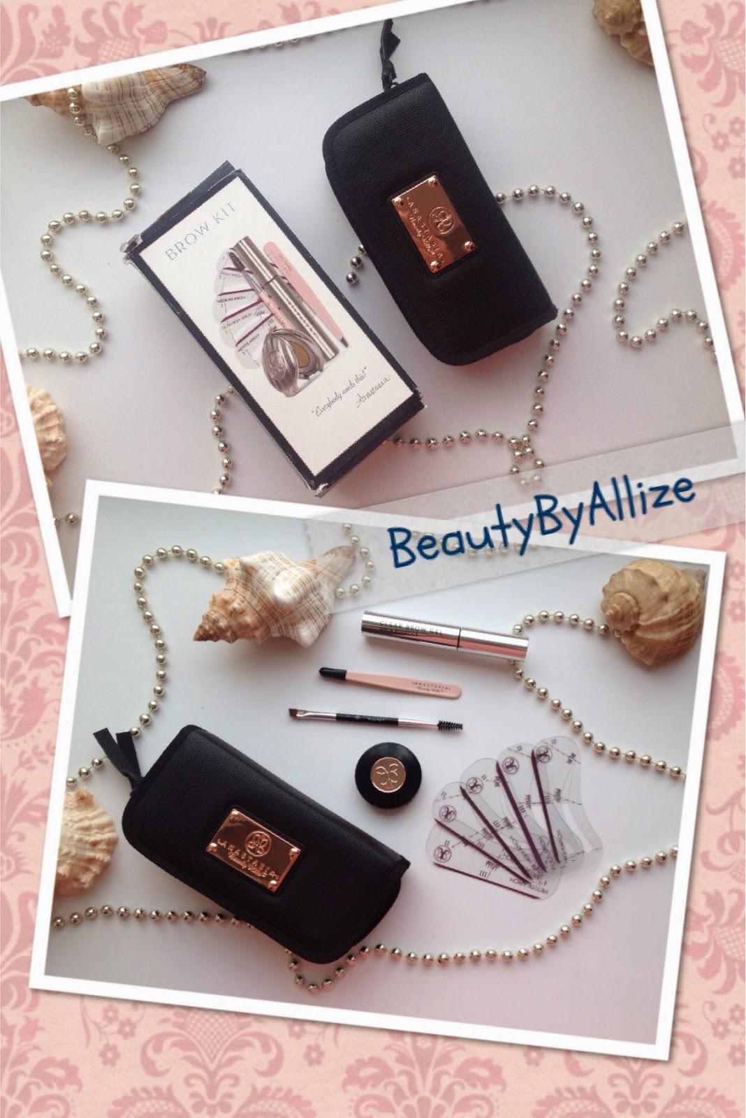 Anastasia Beverly Hills Brow Kit брови