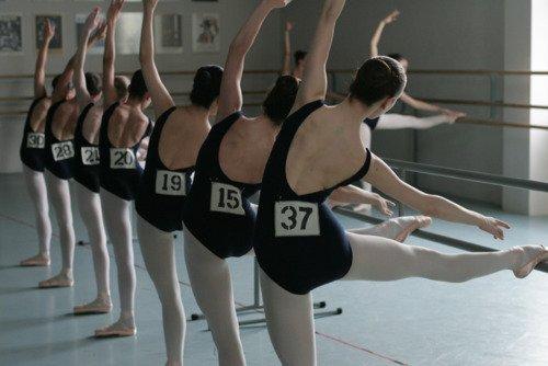audition ecole de danse