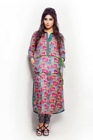 Printed & Embroidered Lawn Suits