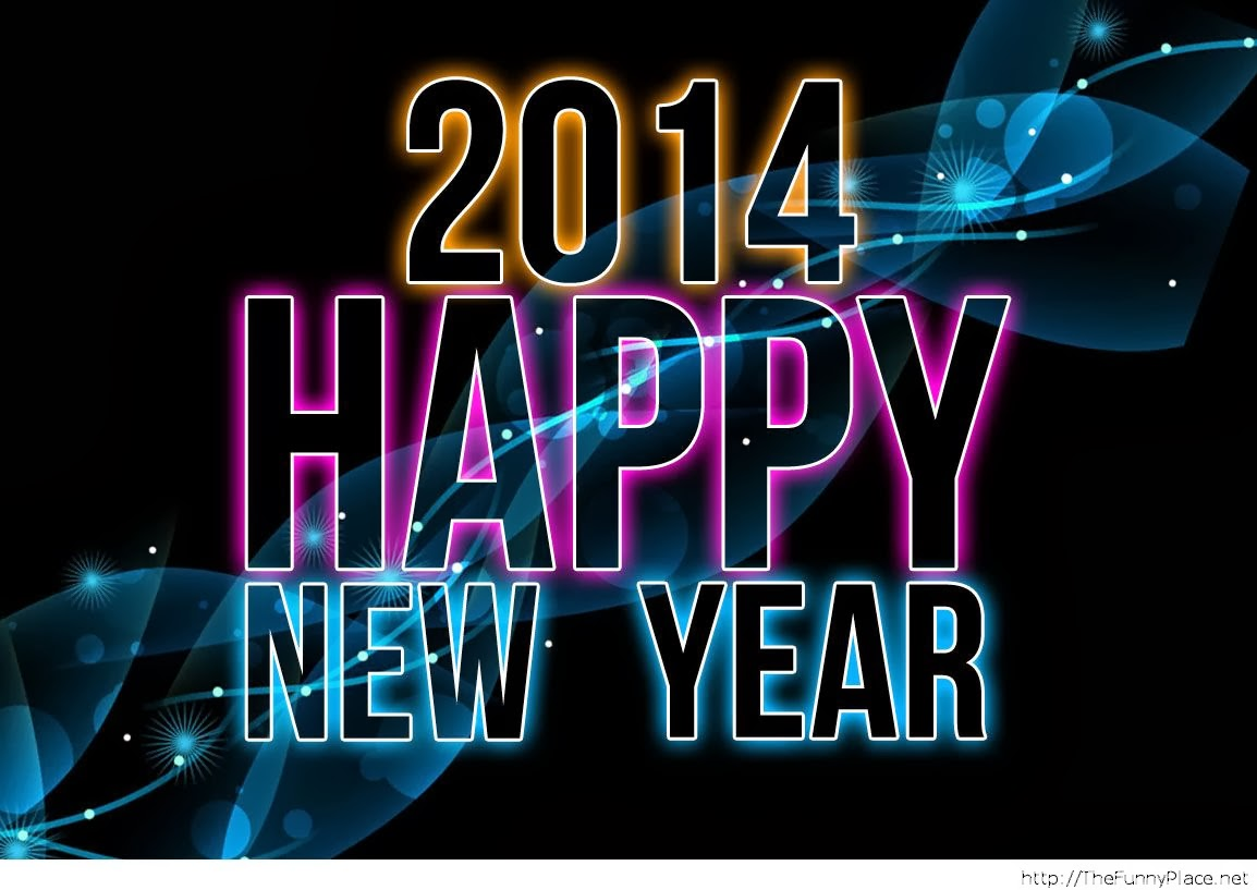 Happy New Year 2014 Wallpaper ~ Top 10 HD Wallpaper