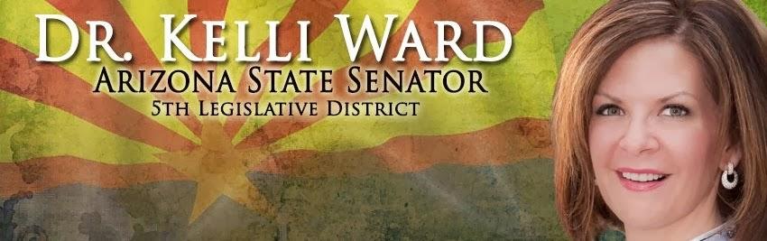 Senator Kelli Ward