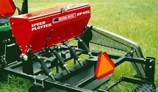 Bush Hog Speed Seeder Series