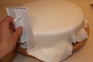 Decoración de Tortas, pasos