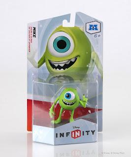 Disney Infinity Davy Mike figura