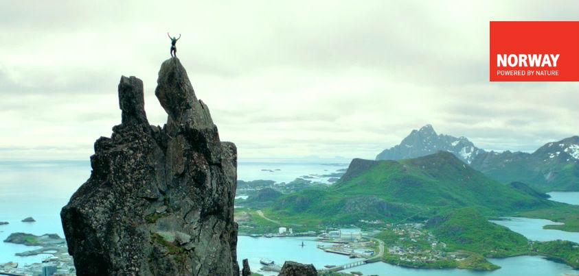 El cuaderno del fero s noruega en fitur for Oficina de turismo de noruega