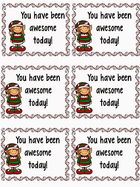http://www.teacherspayteachers.com/Product/Elf-Messages-A-Freebie-1007948
