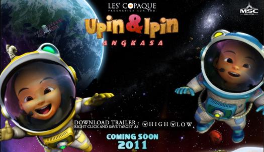 Upin & Ipin Cartoon Kids Wallpapers