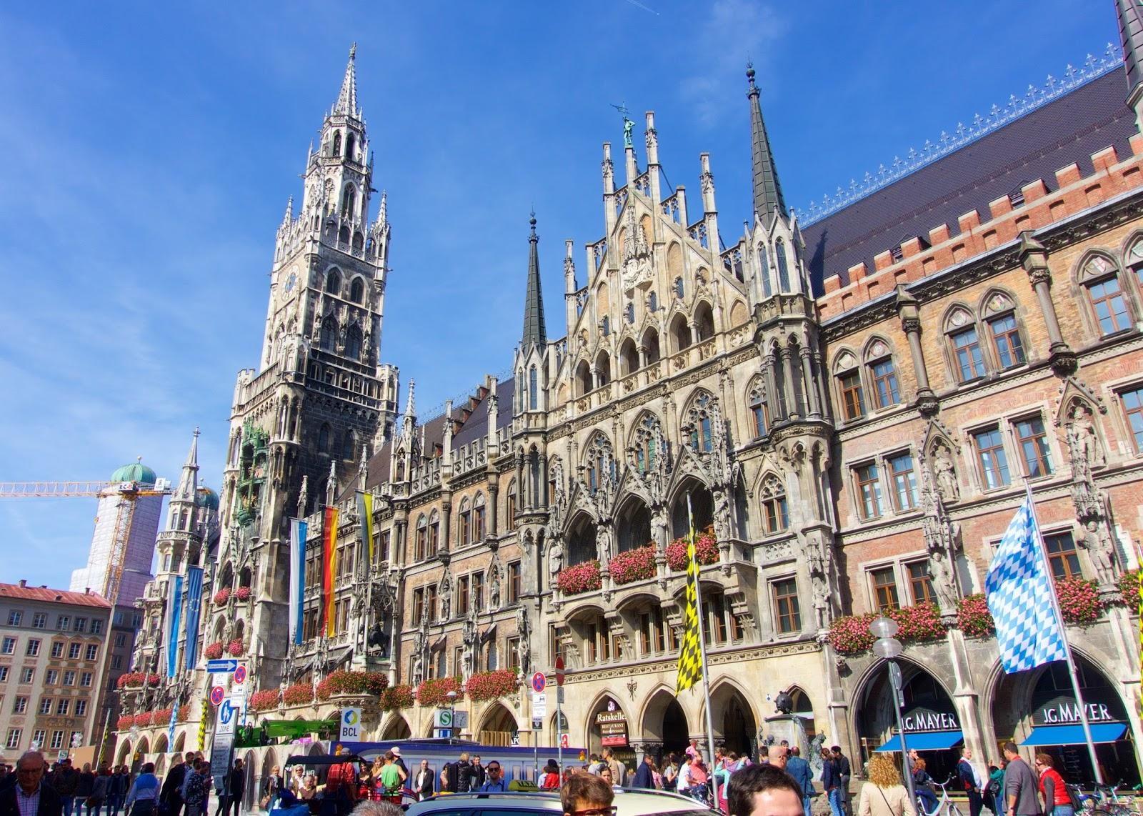 Munich Area Tours