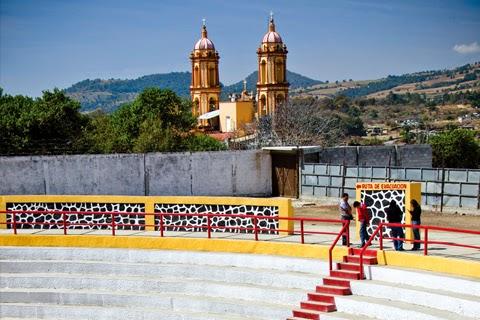 plaza de tepetlixpa