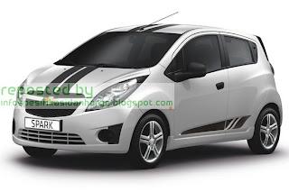 Harga Chevrolet Spark Mobil Terbaru 2012