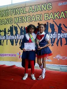 Juara 1 Palembang Mencari Bakat