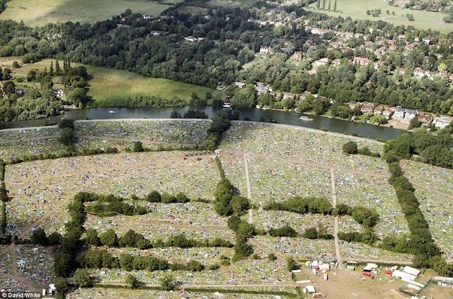 festival de música basura
