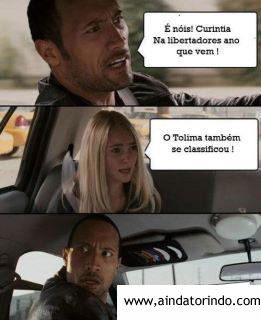 Curintia na Libertadores