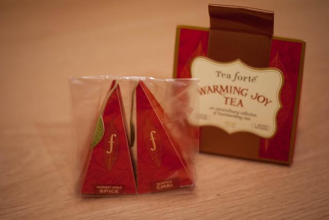 warming joy tea body shop