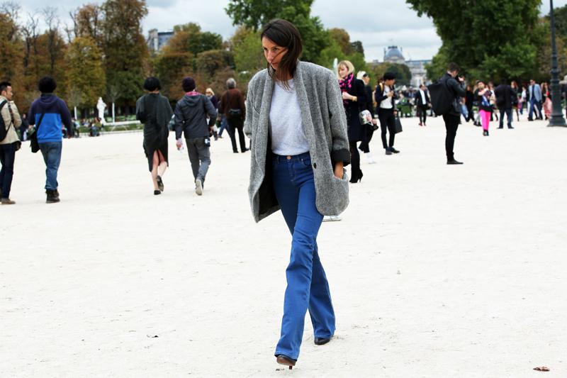 Geraldine Saglio in Paris