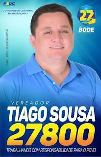 Tiago Sousa - Mata Roma.