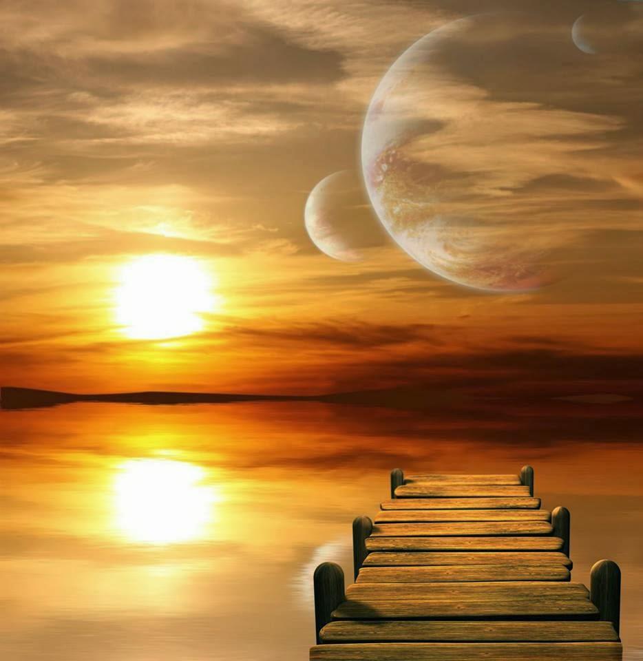 Images pour blogs et facebook superbes couchers de soleil - Soleil zen montpellier ...