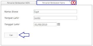 Gambar NISN