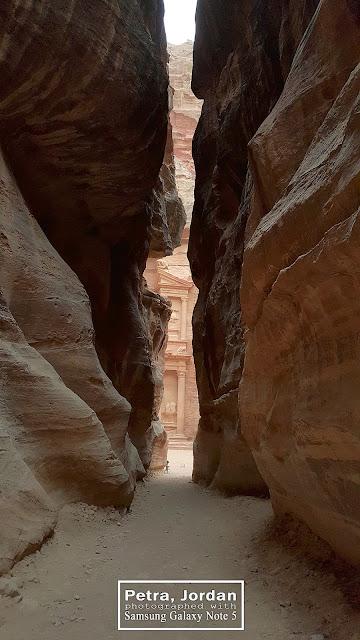 Petra Treasury Building