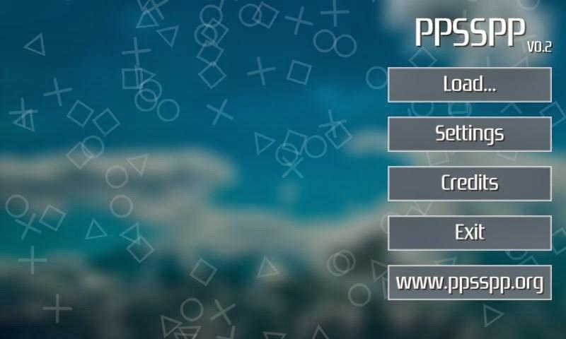 BR Droid: PPSSPP - Emulador de PSP para Android